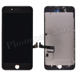 LCD Screen Display with Touch Digitizer Panel and Frame for iPhone 8 Plus (5.5 inches)(Premium Grade) - Black PH-LCD-IP-00077BKG