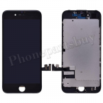 LCD Screen Display with Touch Digitizer Panel and Frame for iPhone 7 (4.7 inches)(Premium Grade) - Black PH-LCD-IP-00071BKG