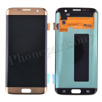 LCD Screen Display with Touch Digitizer Panel for Samsung Galaxy S7 Edge G935/ G935F/ G935A/ G935V/ G935P/ G935T/ G935R4/ G935W8(for SAMSUNG) - Gold PH-LCD-SS-00188GD