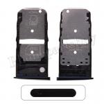 Sim Card Tray and MicroSD Card Tray for Motorola Moto Z3 Play XT1929 - Black PH-ST-MT-00017BK