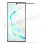 Full Curved Tempered Glass Screen Protector for Samsung Galaxy Note 10 - Black(Retail Packaging) MT-SP-SS-00253BK