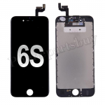 LCD Screen Display with Touch Digitizer Panel and Frame for iPhone 6S(4.7 inches) (Refurbished) - Black PH-LCD-IP-00064BKA