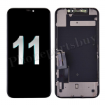 LCD Screen Display with Touch Digitizer Panel and Frame for iPhone 11(6.1 inches)(High Quality) - Black PH-LCD-IP-00102BKA