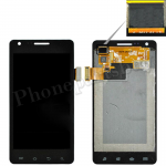 LCD with Touch Screen Digitizer for Samsung i997 (Touch Flex Rev6.2)(for at&t) PH-LCD-SS-00011