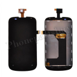 LCD with Touch Screen Digitizer for ZTE Render-Black PH-LCD-ZE-00016BK