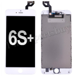 LCD Screen Display with Touch Digitizer Panel and Frame for iPhone 6S Plus(5.5 inches) (Refurbished) - White PH-LCD-IP-00065WHA