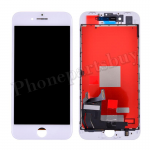 LCD Screen Display with Touch Digitizer Panel and Frame for iPhone 8 (4.7 inches)(Premium Grade) - White PH-LCD-IP-00078WHG