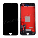 LCD Screen Display with Touch Digitizer Panel and Frame for iPhone 8 (4.7 inches) ( High Quality) - Black PH-LCD-IP-00078BKA