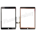 Touch Screen Digitizer for iPad 7 2019 (10.2 inches)(High Quality) - Black PH-TOU-IP-00089BKA