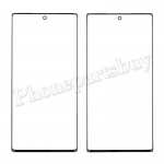 Front Screen Glass Lens for Samsung Galaxy Note 10 N970 - Black PH-TOU-SS-00176BK