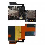 Sim Card & Memory Card Holder for LG Spectrum VS920 PH-FC-LG-00001