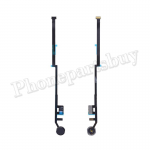 Home Button Connector with Flex Cable Ribbon for iPad 7 2019 (10.2 inches) - Black PH-HB-IP-00128BK