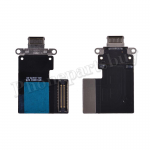 Charging Port with Flex Cable for iPad Pro 11 inches/ 12.9 inches(3rd Gen) - Black PH-CF-IP-00034BK