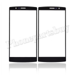 Front Screen Glass Lens for LG G4 H810/ H811/ H815/ VS986/ LS991/ F500L(for LG) - Black PH-TOU-LG-00092BK