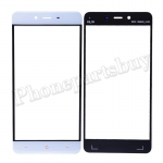 Front Screen Glass Lens for OnePlus X - White PH-TOU-OL-00002WH
