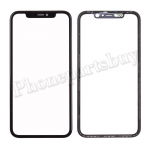 3 in 1 Front Screen Glass Lens with LCD Digitizer Frame and OCA for iPhone 11(6.1 inches) - Black PH-TOU-IP-000842BK