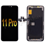 OLED Screen Display with Touch Digitizer Panel and Frame for iPhone 11 Pro(5.8 inches)(Brand New) - Black PH-LCD-IP-00100BKAA